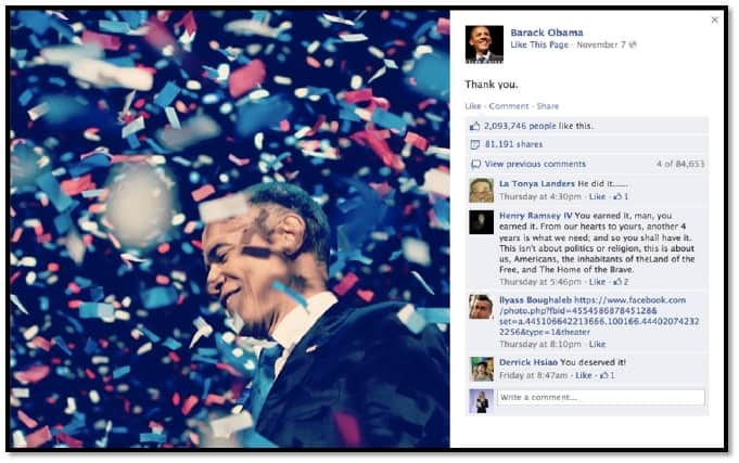 Vote of thanks President facebook viral photo