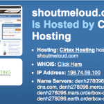How To Find Which WebHost is Hosting A Website