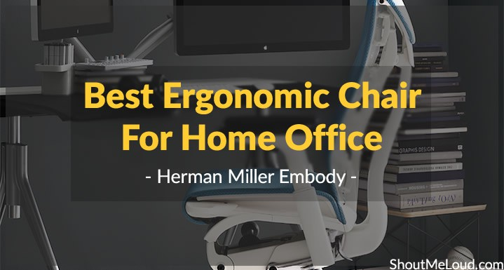 Best Ergonomic Chair For Long-Sitting