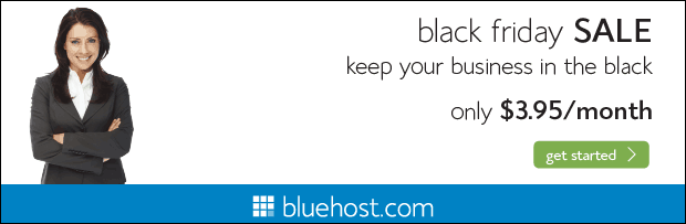 Bluehost Black Friday Sale Bluehost Black Friday & Cyber Monday Offer   Biggest Hosting Sale