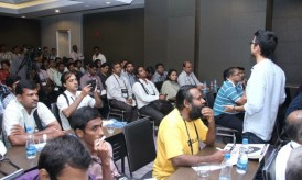 My Business Blogging Workshop At Reseller Club Hosting Summit: 2013