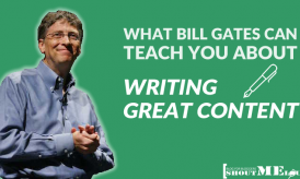 What Bill Gates Can Teach You About Writing Great Content