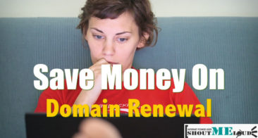 How to Save Money Buying or Renewing Domain Names