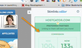 Skimlinks Launches Chrome Addon For Skimlinks Publishers