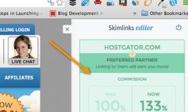 Skimlinks Launches Chrome Addon For Skimlinks Publishers