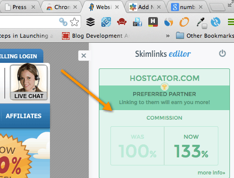Skimlinks preferred partner Skimlinks Launches Chrome Addon For Skimlinks Publishers