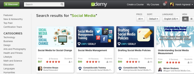 Udemy [ Mega Thread] Black Friday/Cyber Monday 2014 Discount For Bloggers