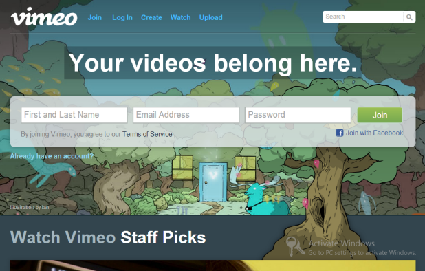 Vimeo Where Would You Go If YouTube Died? 7 YouTube Alternatives