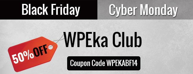 WPEka Club BlackFriday