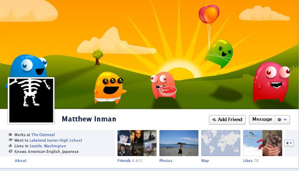Whats Inside Facebook Cover Most Creative and Funny Facebook Profile Cover Picture Ideas