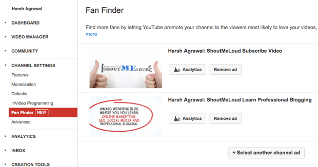 How To Get More YouTube Fans With YouTube Fan Finder
