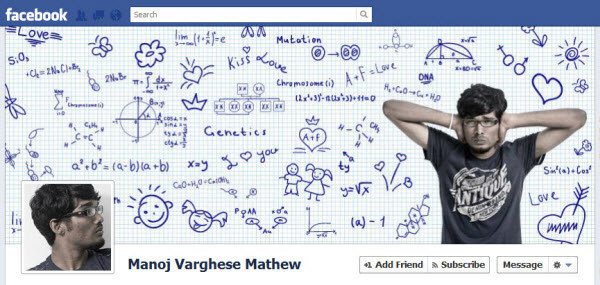 most creative and funny facebook profile cover picture