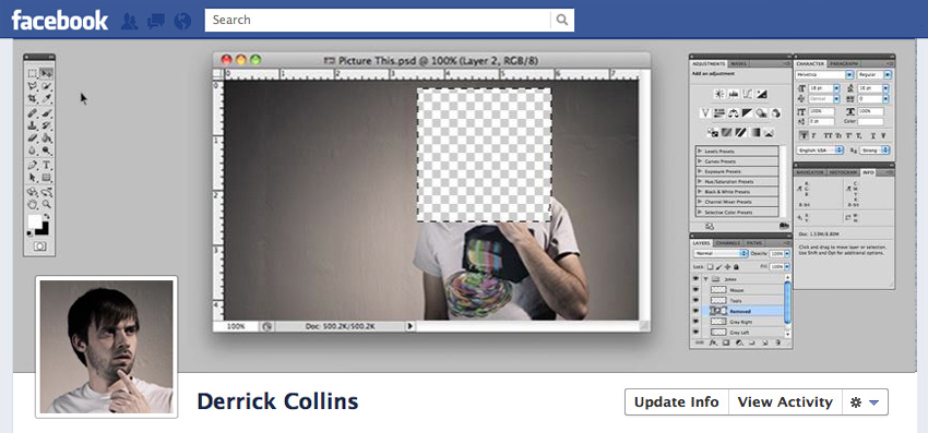 facebook timeline covers 49 Most Creative and Funny Facebook Profile Cover Picture Ideas
