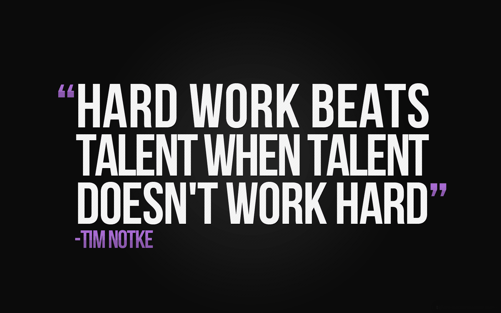 hard work beats talent 10 Habits Of The Highly Successful People