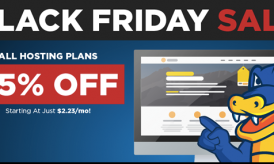 [Exclusive] Webhosting Black Friday Discount For Bloggers: 2014 Edition