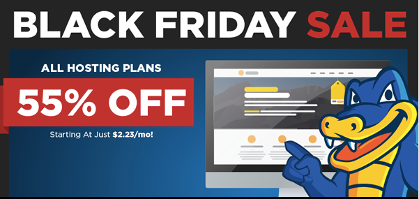 hostgator BlackFriday 2014 Hosting Sale