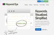 keyword eye basic Top 50 SEO Tools For Webmasters to Fight Against Google Updates