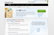 microsoft seo toolkit Top 50 SEO Tools For Webmasters to Fight Against Google Updates
