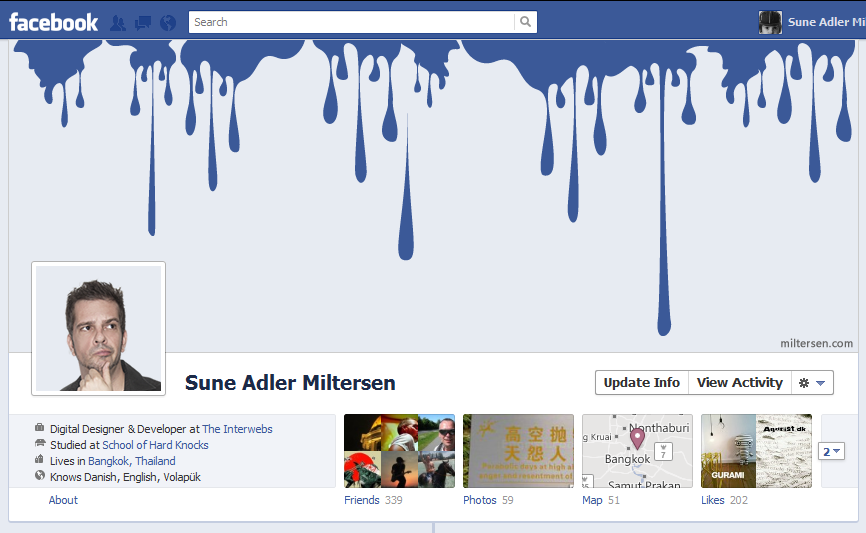 amazing facebook cover photo ideas - Most Creative and Funny Profile Cover Picture Ideas