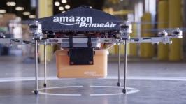 Amazon Prime Air : Drones Future of E-Comm Home Delivery