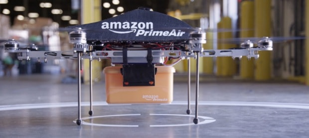 Amazon Prime Air Amazon Prime Air : Drones Future of E Comm Home Delivery