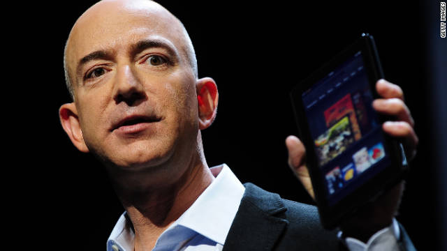 Jeff Bezos 5 Remarkable Tech Entrepreneurs You Must Know Of
