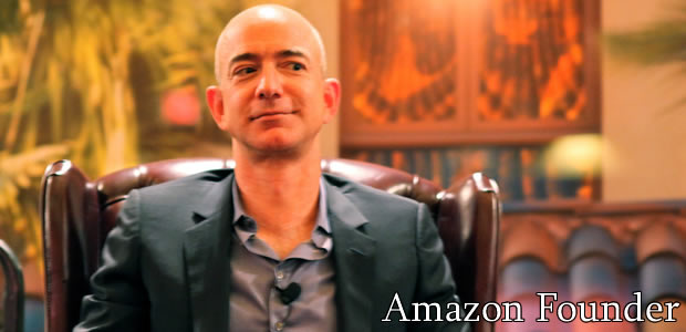 Amazon Inc. started working online in 1995. It was founded by Jeff Bezos in July 1994 and is crowned as the largest online retailer.