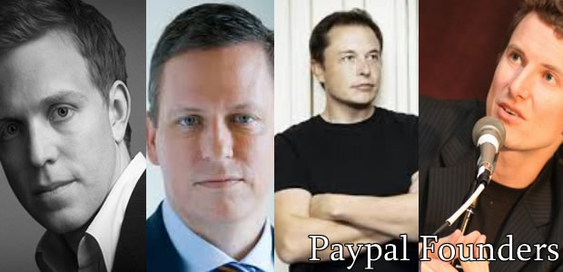 Paypal Founders
