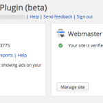 AdSense WordPress plugin 150x150