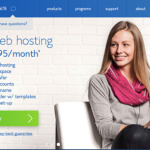 Bluehost WordPress Hosting Discount :  Save 56% On Yearly Hosting