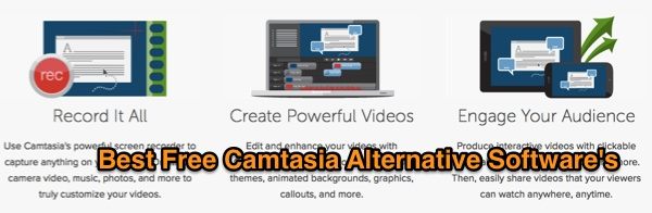 Camtasia Free Alternative