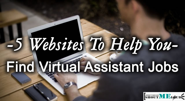 Find Virtual Assistant Jobs
