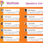 Let's Meet At WordCamp Baroda, Gujarat – 2014
