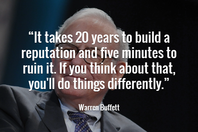 Warren Buffett Quotes 1