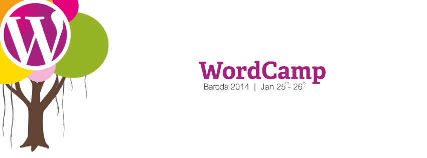 WordPress Camp Baroda Lets Meet At WordCamp Baroda, Gujarat   2014