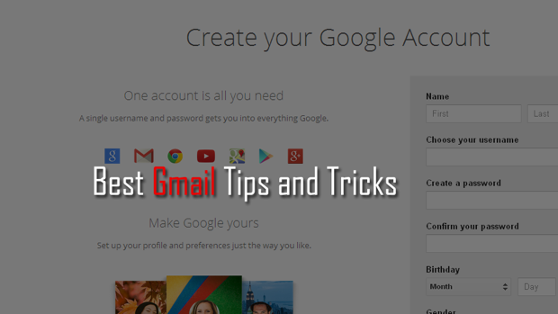 Best gMail tricks