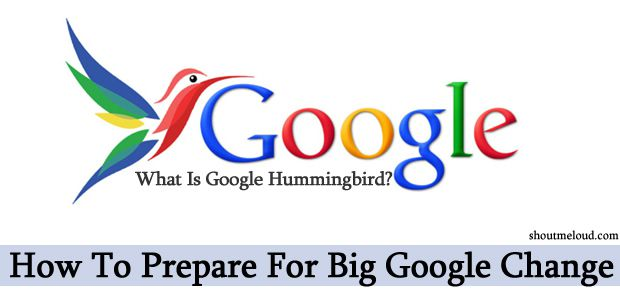 google hummingbird What Is Google Hummingbird & How To Prepare For Big Google Change