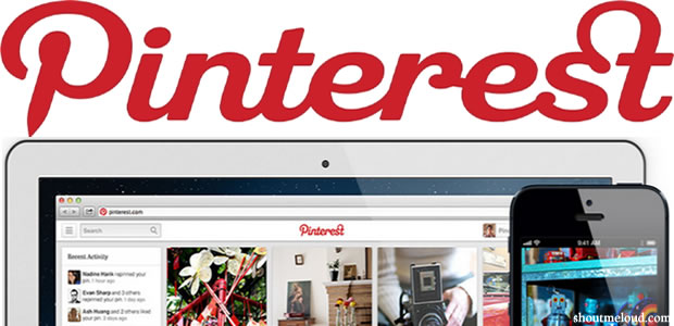 pinterest1 Top 5 Social Media Sites For Online Marketers & Bloggers