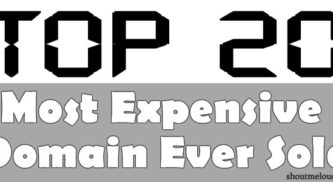 Top 20 Most Expensive Domain Names Ever Sold : 2016 List