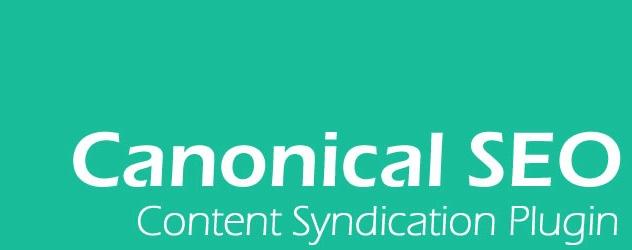 Canonical SEO WordPress plugin