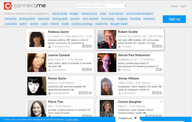 Connectme Top 12 Twitter Directories To List YourSelf and Gain Followers
