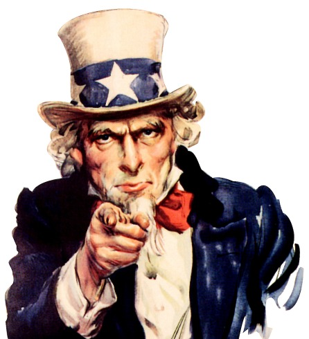 Uncle Sam You Step By Step Guide To Write An Effective Website Tagline