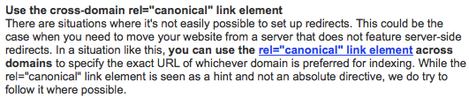 canonical cross domain syndication