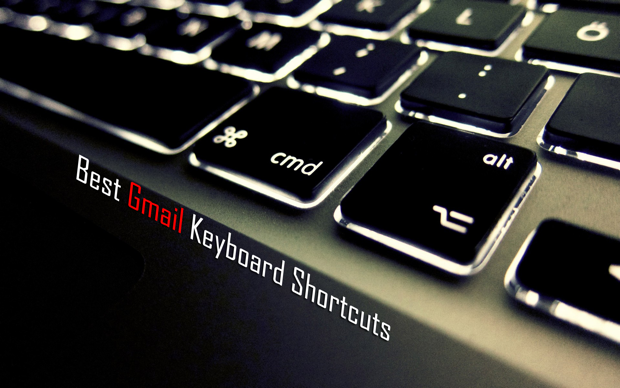 keyboard shortcuts gmail