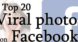 Top 21 Viral Photos On Facebook (I Bet You Didn't Know Most of them)