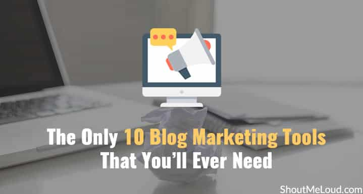 Blog Marketing Tools