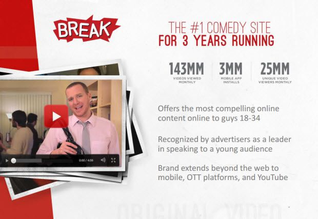 Break-media media kit