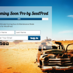 Coming Soon WordPress plugin 150x150