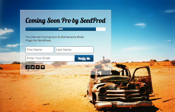 Coming Soon WordPress plugin Best Free Coming Soon WordPress Plugins With Essential Features
