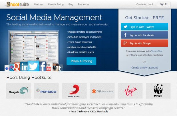 Hootsuite The 10 Blog Marketing Tools That Youll Ever Need